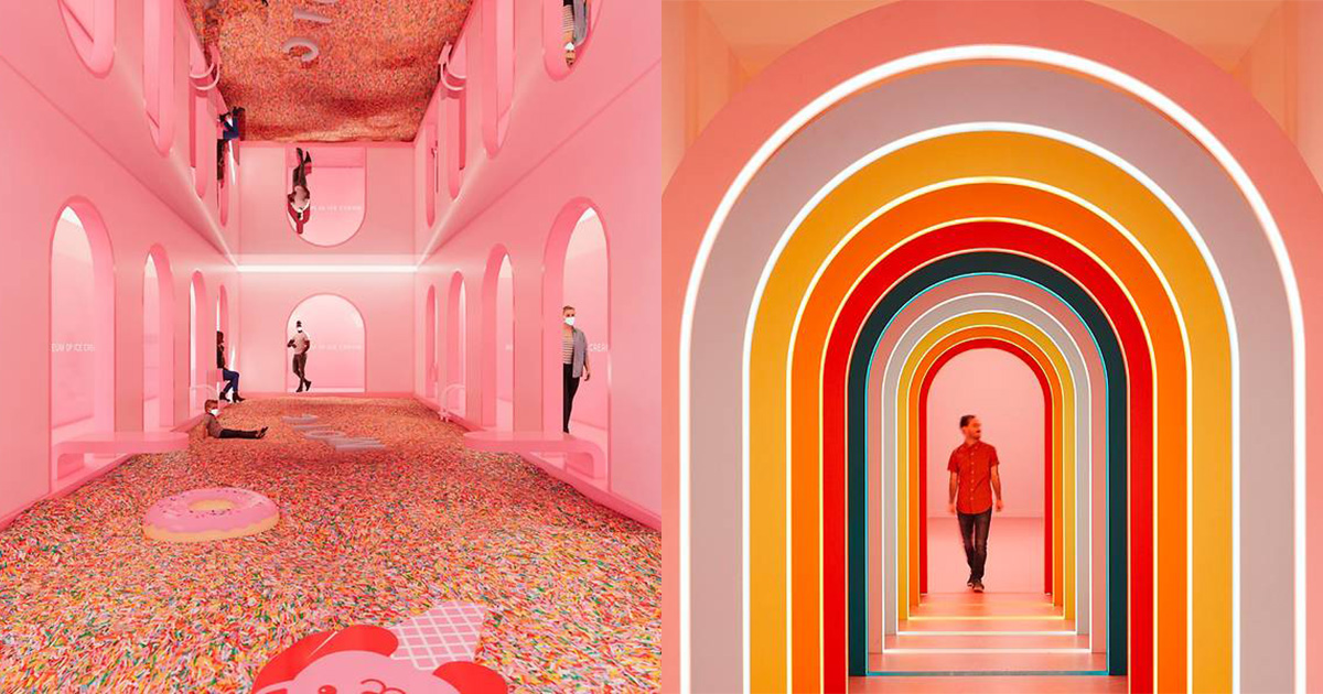 You can buy tickets to Museum of Ice Cream in S'pore, an Instagram-worthy experience filled with treats & fun installations