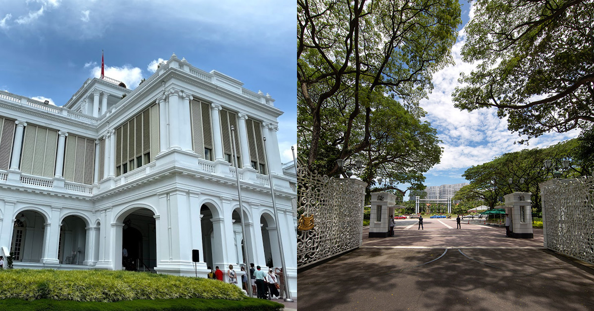 Istana Open House will be held on May 13, celebrates Labour Day & Hari Raya Puasa at the same time