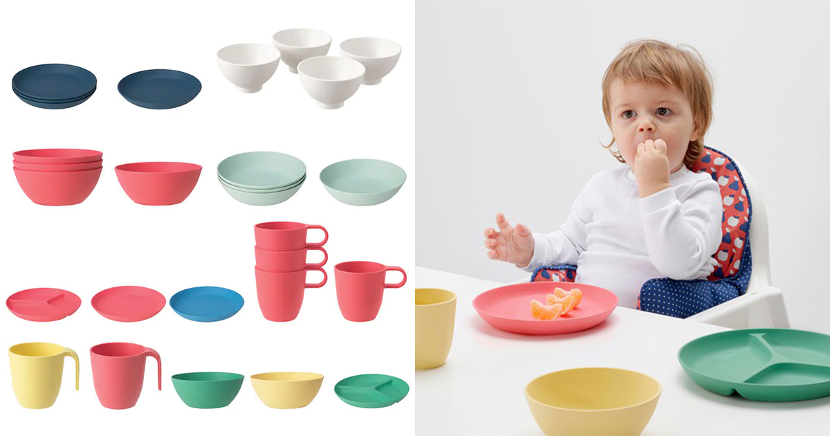IKEA S'pore recalling HEROISK and TALRIKA plates, bowls & mugs due to risk of breakage and burns