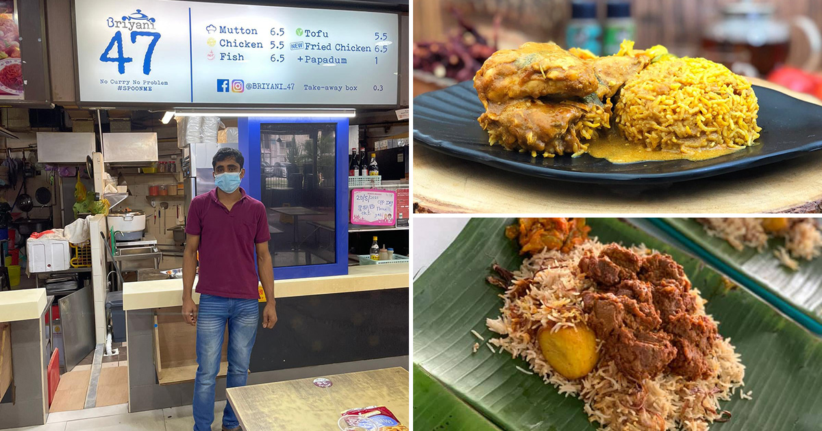 Famous Briyani place from Yishun that draws long queues opens 2nd outlet in Hougang
