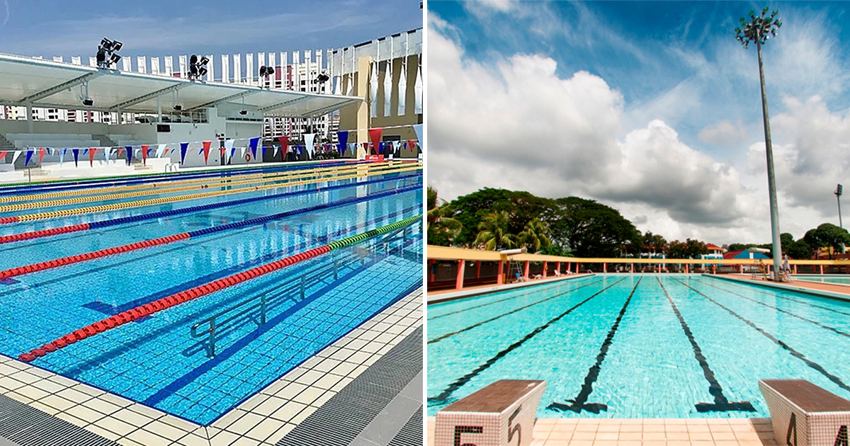 More swimming slots from 12pm – 3pm available for booking on ActiveSG from Jun 10
