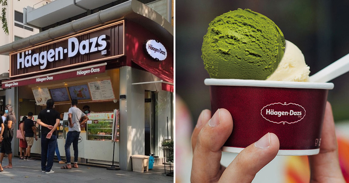 Häagen-Dazs to offer Buy 1 Get 2 Scoops FREE for only $5.90 on Jul 18 because it's World Ice Cream Day