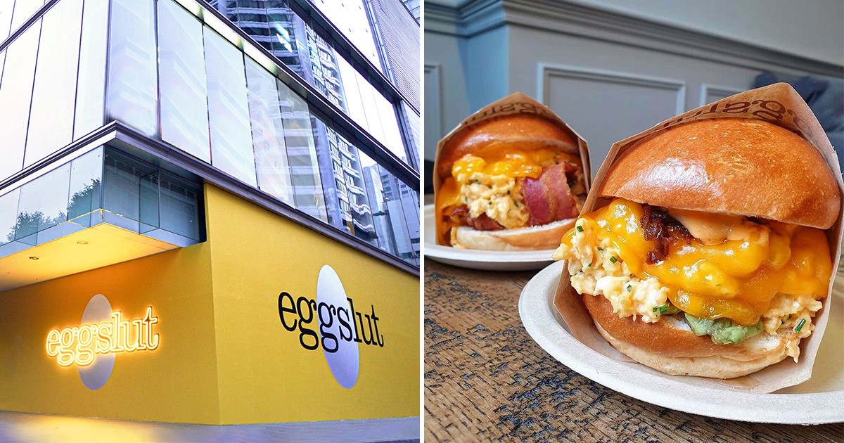 Famous American Sandwich Bar Eggslut is opening 1st outlet at Scotts Square in S'pore