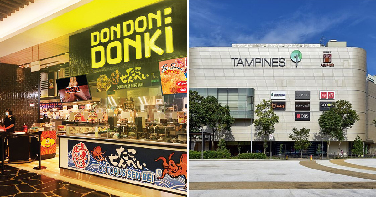 Don Don Donki set to open its 11th S'pore store in Tampines 1 as it heads to the east