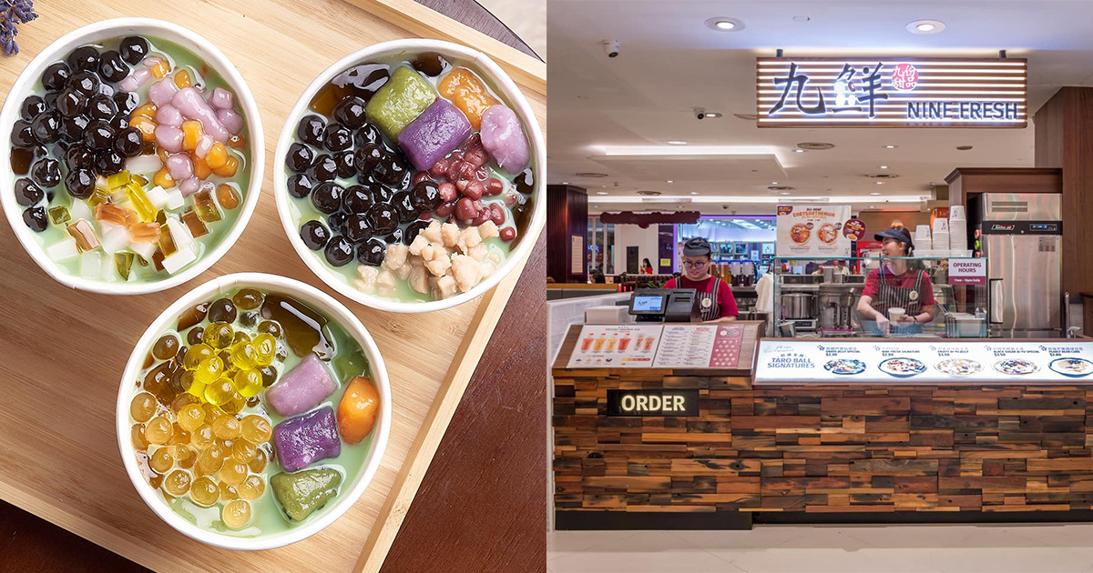 Nine Fresh (九鲜) brings back Matcha-licious Beancurd Desserts, offers them at just $3 till Aug 15