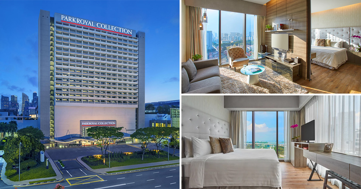 Pan Pacific & PARKROYAL Hotels having 1-FOR-1 Night Staycation Flash Sale from S$230 till Aug 1