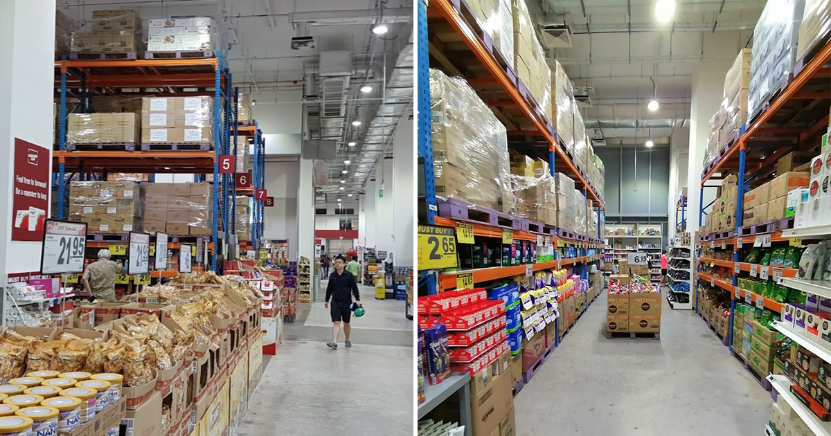 NTUC Warehouse Club Open House till Sep 8 lets you shop without membership, has 1-FOR-1 Deals & more
