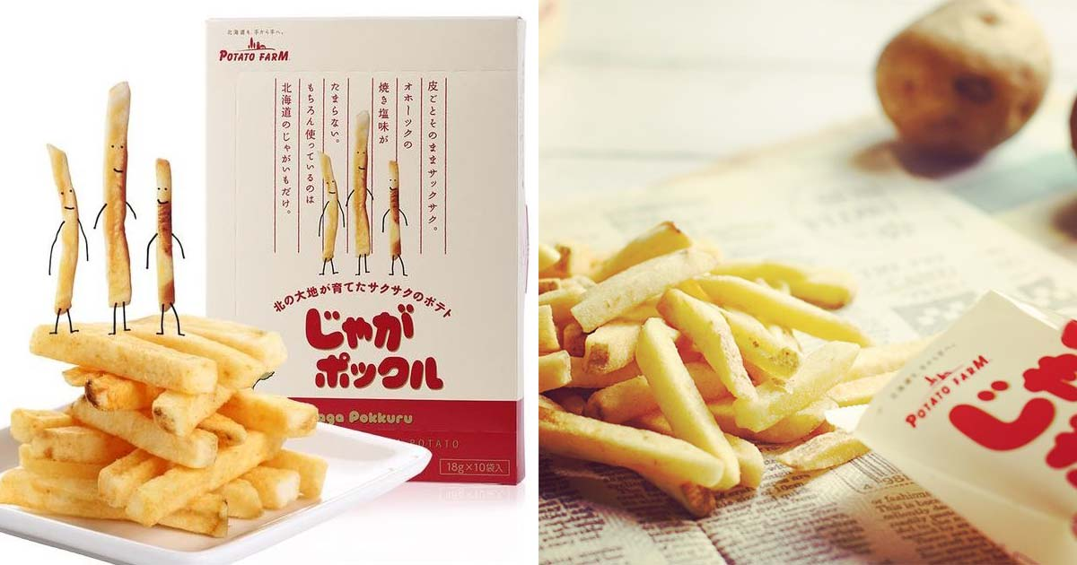 Calbee Potato Farm 'Jaga Pokkuru' Snack selling at $38.80 for 3 boxes for a limited time online