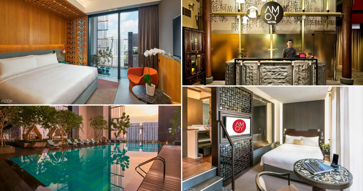 Far East Hotels having 1-FOR-1 Staycation Flash Sale till Aug 15, has room prices from $95 per night