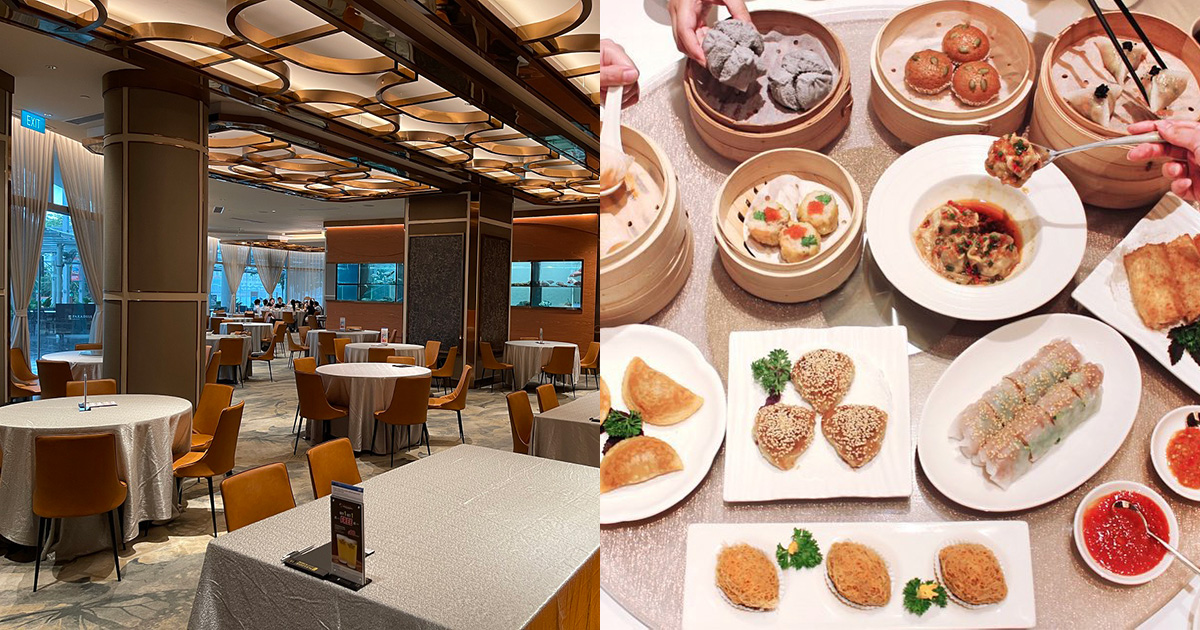 Seafood Paradise in VivoCity to offer 25% OFF Dim Sum Lunch from Sep 1 – 10, over 30 dishes to enjoy