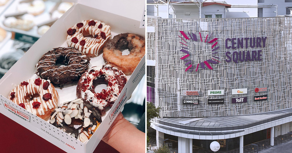 Krispy Kreme to open in Century Square this September, brings world-famous glazed doughnuts to the east