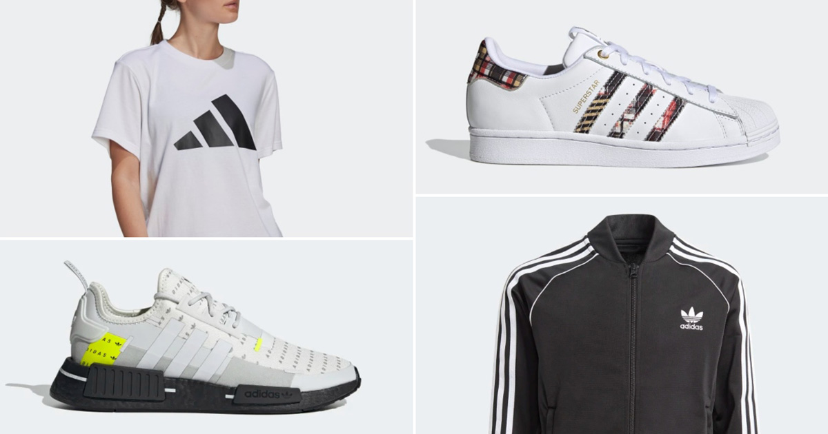 Adidas S'pore now having End of Season Sale, offers Flat 40% OFF on over 1,300 items this September