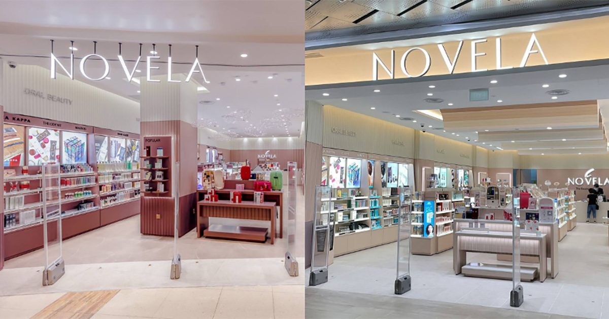 Get up to 70% OFF on over 1,000 Beauty Products with NOVELA Member Day from Sep 23 – 26