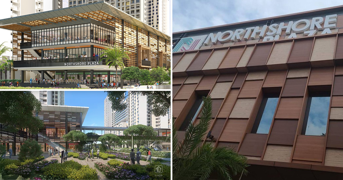 Northshore Plaza in Punggol opens on Oct 29, here's a peek at the list of retail and F&B merchants