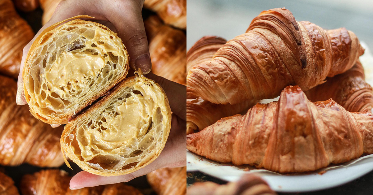 Find the Golden Croissant in Tiong Bahru Bakery and enjoy 1 Year Supply of Croissants for FREE